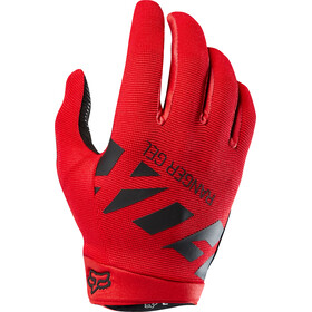 Fox Ranger Gel Gloves Men bright red